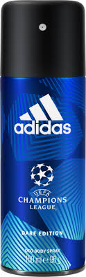 ROZETKA | <b>Дезодорант спрей Adidas</b> Uefa №6 <b>150</b> мл ...