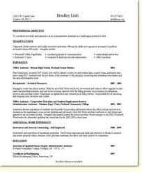administrative assistant skills resume   best template collectionadministrative assistant skills list