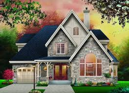 European and French Style House PlansEuropean French House Plan