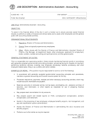 com page of business resume 7 administrative assistant duties resume