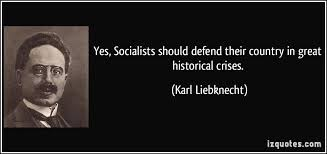 Karl Liebknecht's quotes, famous and not much - QuotationOf . COM