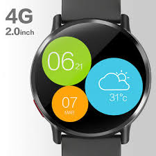 <b>DM19</b> IP67 Waterproof <b>SmartWatch</b> Phone 4G LTE 1GB+16GB ...
