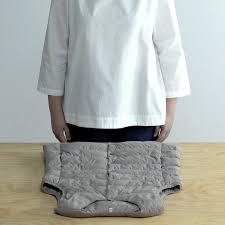 MUJI India - Here's how you fold your MUJI <b>Down Vest</b> into...