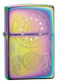 <b>Зажигалка Multi Color</b> Dream Catcher 49023 от Zippo купить на ...