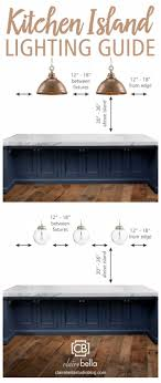 Lighting For Kitchen 1000 Ideas About Kitchen Island Lighting On Pinterest Island