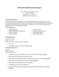 writing a resume for an internship resume for internship student well written resumes examples writing resumes example of a well written resume