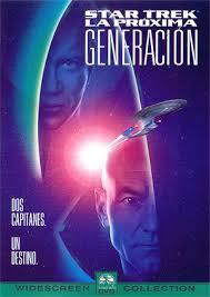 Star Trek VII: La próxima generación (Star Trek Generations) Viaje a las estrellas 7