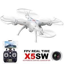 <b>Квадрокоптер Syma X5SW</b> X5W с 6-осевым гироскопом, Wi-Fi ...