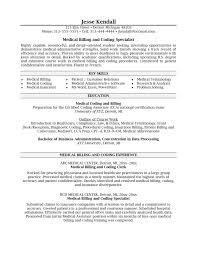 dock supervisor resume medical billing supervisor resume sample resumes design receipt sample resume for medical billing specialist x medical