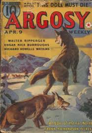 Image result for pulp magazines 1930s