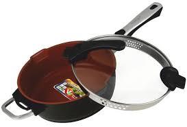 24 см <b>Сотейник с крышкой</b> (серия Cherry) || 24 cm Saute pan with ...