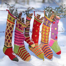 Kristin's Creative Christmas Stockings pattern by Kristin ... - Ravelry