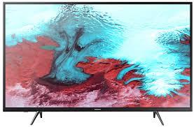 "<b>Телевизор Samsung UE43J5202AUX</b> 43"", <b>черный</b>"