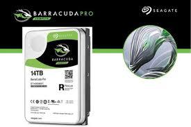 <b>Жёсткий диск Seagate BarraCuda</b> Pro на 14 Тбайт оценён в $580