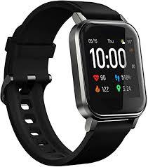 <b>Haylou LS02</b> - Smartwatch Black: Amazon.co.uk: Electronics