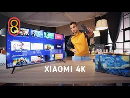 Самый дешевый 4K-<b>телевизор Xiaomi</b> — обзор! - YouTube
