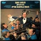 Hank Locklin & Danny Davis & the Nashville Brass album by Hank Locklin
