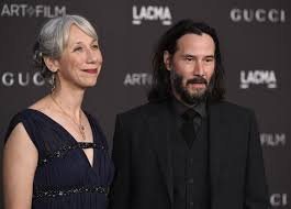 What <b>Keanu Reeves</b> dating 'age-appropriate' Alexandra Grant ...