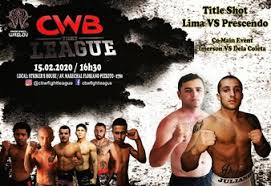 Guilherme Góis vs. Dean Passos, CWB Fight League 17 | MMA Bout | Tapology