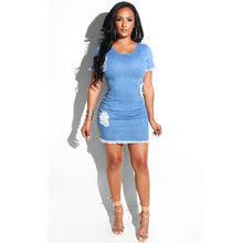 Online Get Cheap <b>Hot Sell</b> Dress Women <b>Denim</b> -Aliexpress.com ...