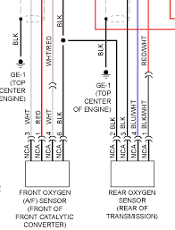 o2 sensor wiring diagram o2 image wiring diagram oxygen sensor wiring diagram wiring diagram and schematic design on o2 sensor wiring diagram