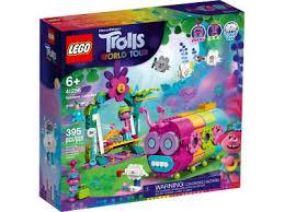 Купить <b>конструктор lego trolls</b> world tour 41256 радужный автобус ...