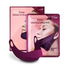 Набор: Энергетическая гальваническая <b>маска Skin Factory</b> (Скин ...