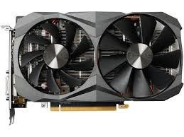<b>ZOTAC GeForce GTX</b> 1060 DirectX 12 ZT-P10620A-10M <b>Video Card</b>