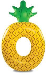 """Отзывы на <b>Круг надувной BigMouth</b> """"<b>Pineapple</b>"""", 36 х 122 х 119 см ..."""