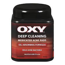 buy pharmacy online walmart oxy® deep cleaning medicated acne pads
