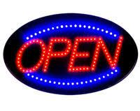 Led Neon Light Open Sign UK