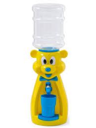Детский <b>кулер VATTEN kids</b> Mouse Yellow VATTEN. 10715647 в ...