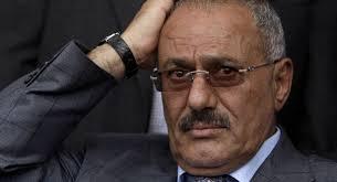 POLITICO; Yemeni president Ali Abdullah Saleh lands in U.S - 120128_ali_abdullah_saleh_ap_328