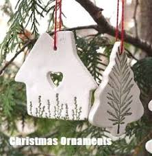 10pcs/set White Red Christmas Tree Ornament <b>Wooden Hanging</b> ...