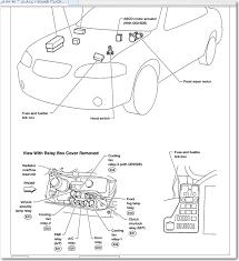 nissan b fuse box diagram nissan wiring diagrams