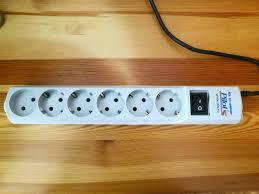 Обзор от покупателя на <b>Сетевой фильтр Pilot</b>-S (белый, 3 м ...