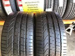 2 x 275 40 20 <b>Pirelli Pzero</b> % 95 Tread.Fitting Available,Freight   eBay