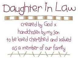 picture for son and daughter law funny sayings | ... law ... via Relatably.com