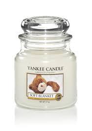 Yankee Candle <b>Свеча ароматическая</b> Мягкое одеяло <b>Soft Blanket</b> ...