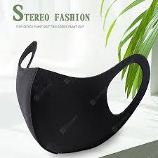 <b>Protective Face Mask</b> Breathable Anti-Dust Non-Medical - <b>leeHUR</b>