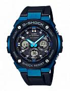Синие <b>часы</b> G-Shock купить в официальном магазине G-STORE ...