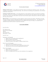 Speculative Cover Letter Example For Unadvertised Job Lettercv Com Cover Letter Templates