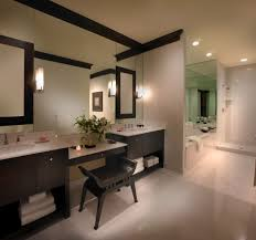 pics of bathroom designs: modern simplicity is a popular bathroom interior design choice