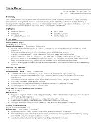 professional guest services agent templates to showcase your resume templates guest services agent