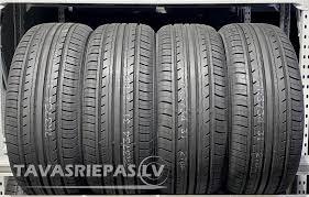 Tires <b>YOKOHAMA</b> BluEarth <b>ES32A 225/50 R17</b>