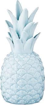 <b>Ваза Lefard</b> Ананас, 101-1118, светло-голубой, 28 х 12 х 12 см