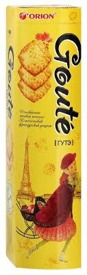 <b>Печенье Orion</b> Goute затяжное , 72 г — купить по выгодной цене ...