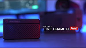 <b>AVerMedia Live Gamer MINI</b> (GC311) Official Trailer - YouTube