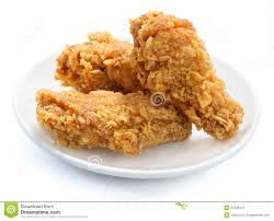 Royalty Free Stock Photography: Fried chicken - fried-chicken-24728447