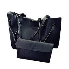Breven 2 Pcs/Set Women Shoulder Bag Satchel ... - Amazon.com